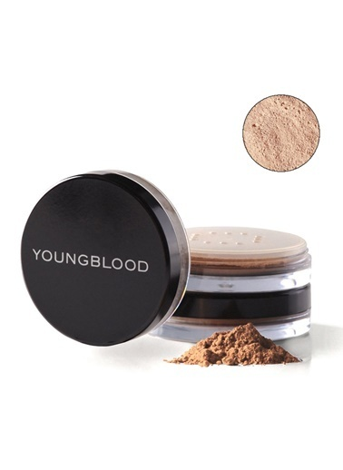 Young Blood YOUNGBLOOD Honey Toz Mineral Fondoten (1007) Ten